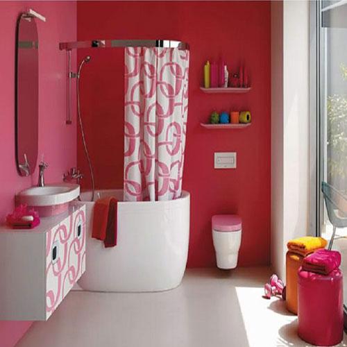 बाथरूम को संवारें नये अंदाज में