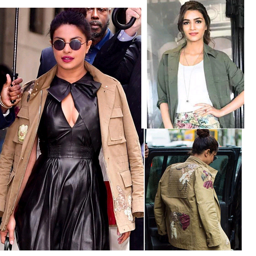 Fashion tips: छाया Mismatch का ट्रेंड