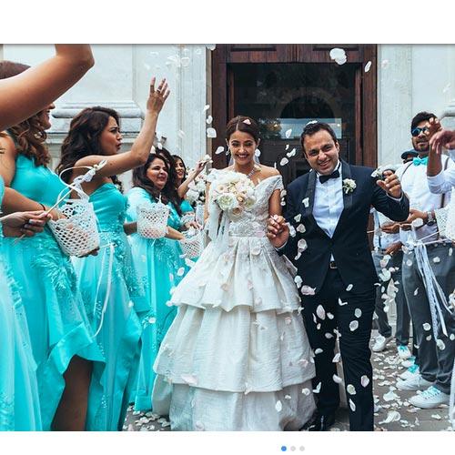 OMG:सूरवीन चावला ने रचाई गुपचाप शादी