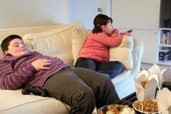 आम सर्दी के वायरस से जु़डा है- बच्चों में मोटापा