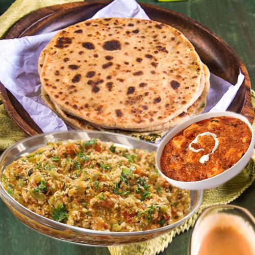 मजेदार स्वाद में पनीर भरता-Paneer Bharta recipe