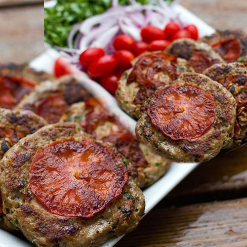 झटपट तैयार पेशावरी चपली कबाब