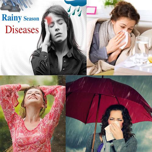 यूं करें बचाव: बरसात के सीजन में रोगों से