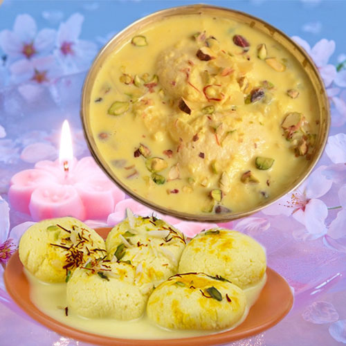 रसमलाई का लाजवाब स्वाद-Rasmalai Recipe