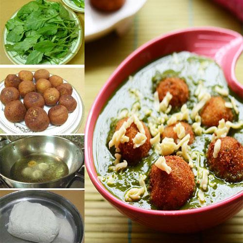 how to make kofta in hindi