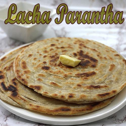 लज़ीज लच्छा पंराठा के साथ करें नाश्ता-Lacha Parantha
