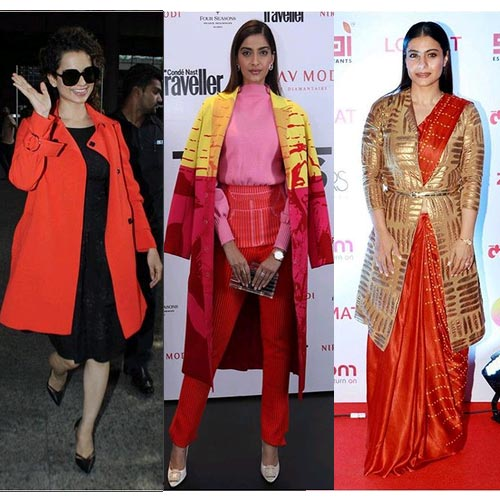 Red Shades 2017 Fashion Trends Fashion Fever Tips In Hindi
