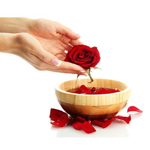 गुलाबजल के सेहतभरे लाभ