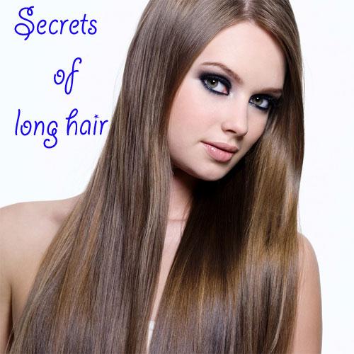 लम्बे घने लहराते बालों का राज