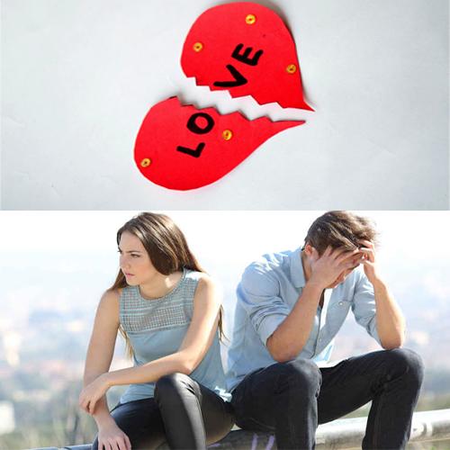 ब्रेकअप:प्यार में हार की मार का असर