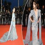 हिना खान ने बेहद खास अंदाज में किया कान्स में डेब्यू