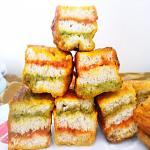 यू बनाएं घर पर पनीर ब्रेड पकौड़ा
