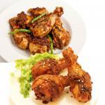 Ramadan में खास चिकन Drumsticks का स्वाद