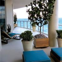 Give your Balcony a trendy look