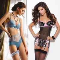 The antique style of Lingerie