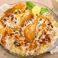 Unmatched taste great taste of chicken pulao casserole