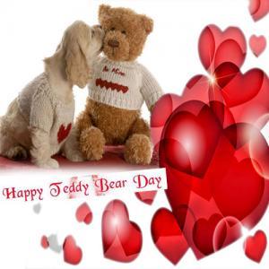 दिल की बात Cute Teddy के साथ