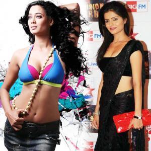 Top 6 टीवी Actresses का हॉट with नाइस क्लीवेज