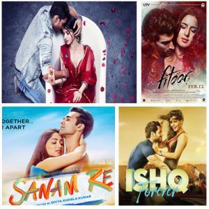 V'Day:चढेगा Romantic फिल्मों का खुमार