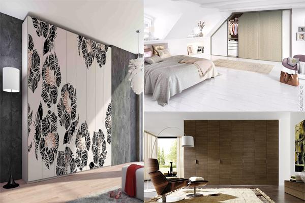 इन लेटेस्ट डिजाइनस से दें अपने बेडरूम की अलमारी को स्मार्ट लुक..
