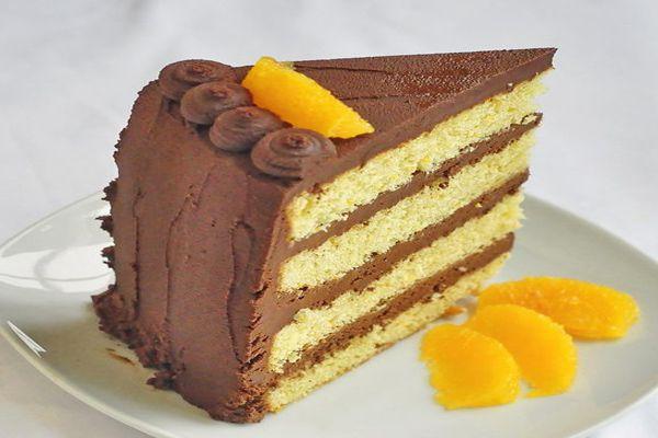 आॅरेंज केक विद चॉकलेट से अपनी क्रिसमस पार्टी को बनाए खास