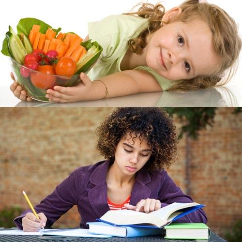 एग्जाम डाइट टिप्स:बच्चों के खानपान का रखें खास ध्यान