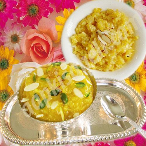 टेस्टी व हैल्दी मक्के का हलवा-Corn Halwa