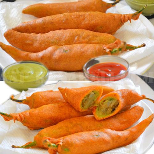 how to make tasty pakora