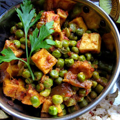 मजेदार स्वाद में टोफू की सब्जी