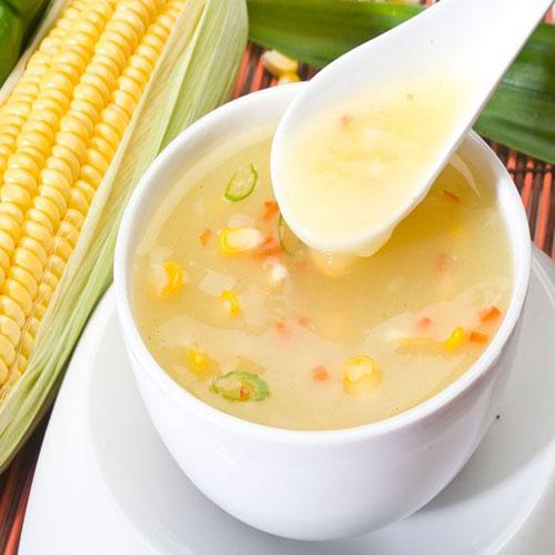 हैल्थ की बेनिफिट के लिए कॉर्न सूप-Corn Soup