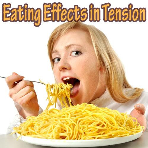 Tension में लिए आहार के फायदे-नुकसान