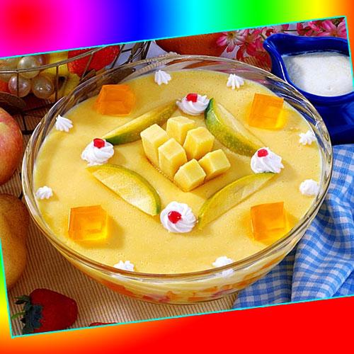 आम की फिरनी का नया स्वाद-Mango Phirni