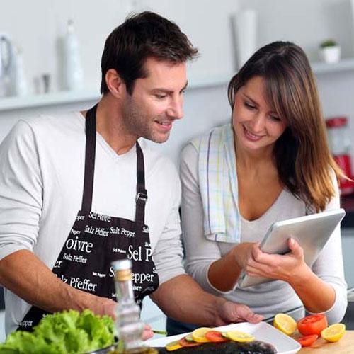 Solid उपाय: पतिदेव करें kitchen का काम...