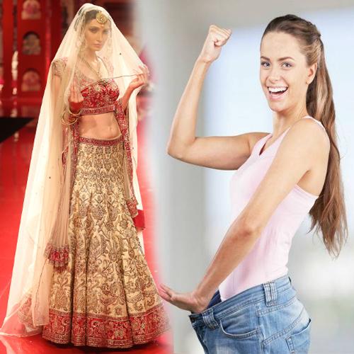 शादी से पहले और बाद में अतिरिक्त वजन को घटाना है तो पढें