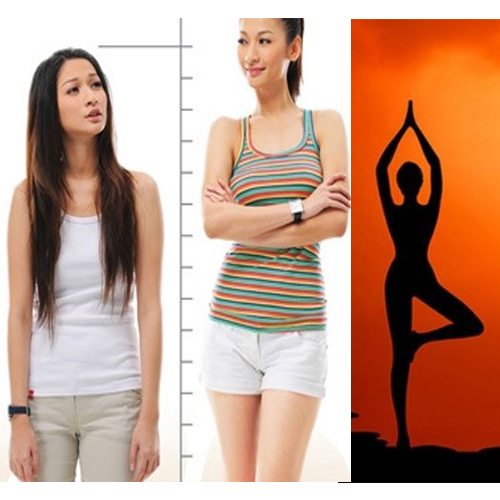 हाईट बढ़ाने में कारगर है ये योगासन