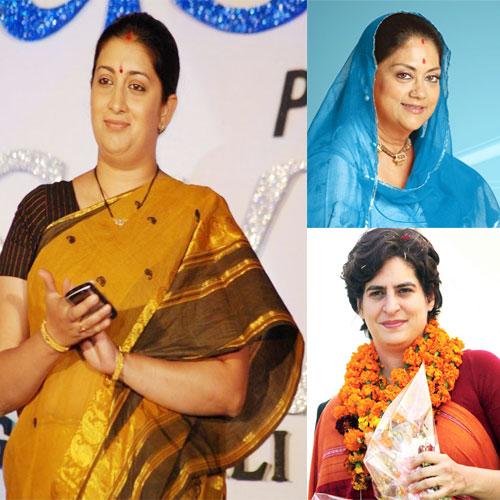 टॉप 8:भारत की सबसे दमदार महिलाएं