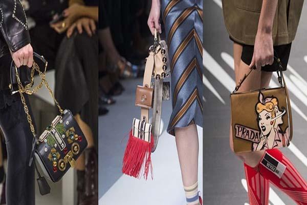 इन दिनों फैशन ट्रेंड में है ये मिसमैच हैडबैग