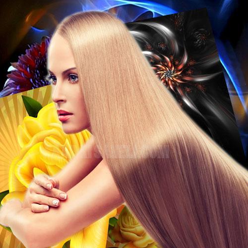 बालों में कुदरती चमक के लिए आजमाएं...