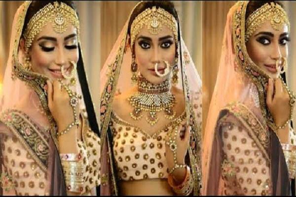 ये टीवी एक्टर KalkiFashion डि़जाइनर ब्राइडल आटफिट में आई बेहद खूबसूरतनजर...