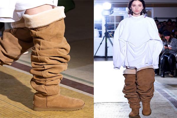 इन दिनों फैशन ट्रेंड में हैं ये Ugg boots...