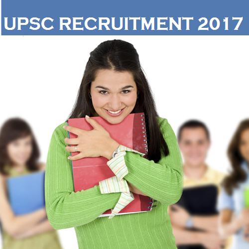 UPSC में निकली भर्तियां, करें आवेदन
