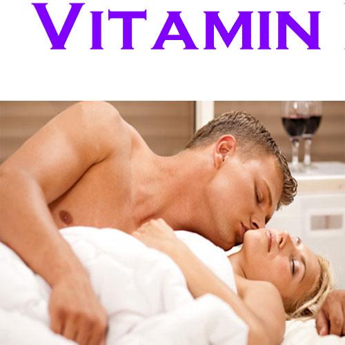 विटामिन से बनाएं सेक्स लाइफ बेहतर