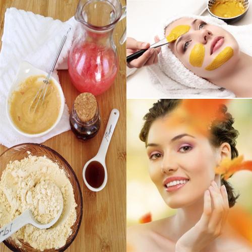 Beauty tips:बेसन त्वचा को बनाएं बेमिसाल