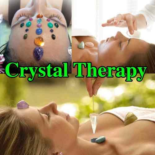क्या है क्रिस्टल थेरेपी? बड़ी बड़ी बीमारी का समाधान है यह थेरेपी