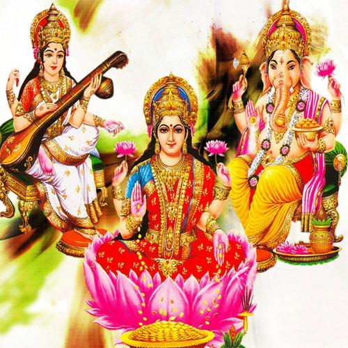 दीपावली पर सरस्वती, श्रीगणेशजी और कुबेर की पूजा क्यों!