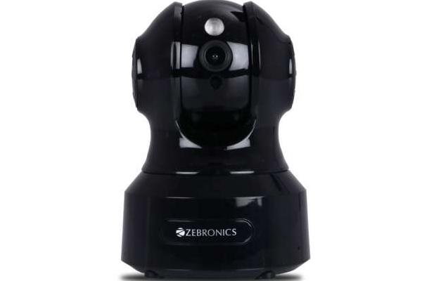 जेब्रोनिक्स ने लॉन्च किया होम ऑटोमेशन कैमरा जेब-स्मार्ट कैम 100